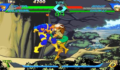 X-Men vs Street Fighter (961023 Brazil)