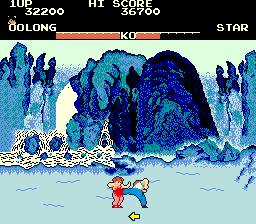 Yie Ar Kung-Fu (program code G)