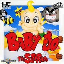 Baby Jo – The Super Hero