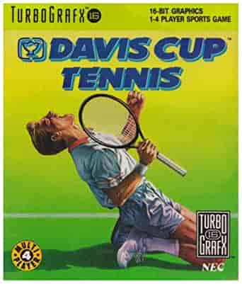 David Cup Tennis, The