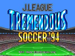 J. League Tremendous Soccer '94