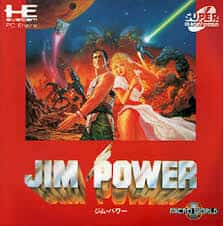 Jim Power – In Mutant Planet