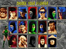 Mortal Kombat II (World) Mortal Kombat II Unlimited)