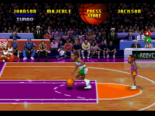 NBA Jam – Tournament Edition (World)