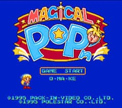 Pop'n Magic