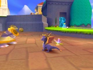 Spyro 3 Year of the Dragon