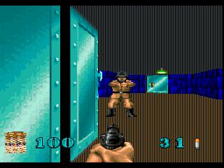 Wolfenstein 3D (World)