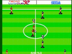 Tecmo World Cup '92 (Europe) (Beta)
