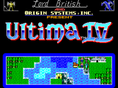 Ultima IV Quest of the Avatar (Europe) (Beta)