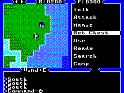Ultima IV  Quest of the Avatar (Europe)
