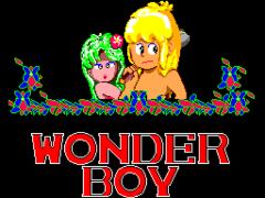 Wonder Boy (USA Europe)