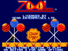 Zool  Ninja of the 'Nth' Dimension (Europe)