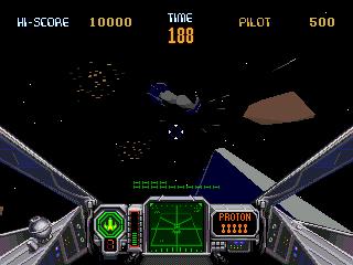 Star Wars Arcade (Europe)