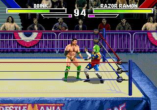 WWF WrestleMania  The Arcade Game (USA)